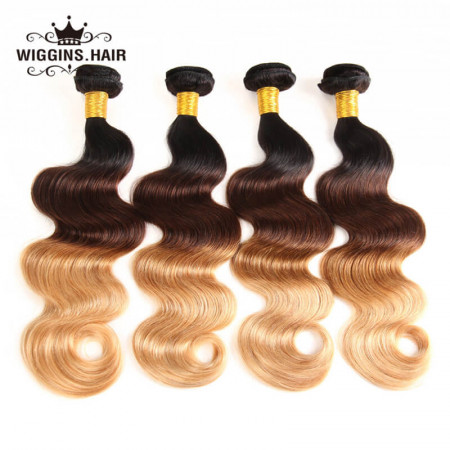 Ombre Virgin Hair 4 Bundles