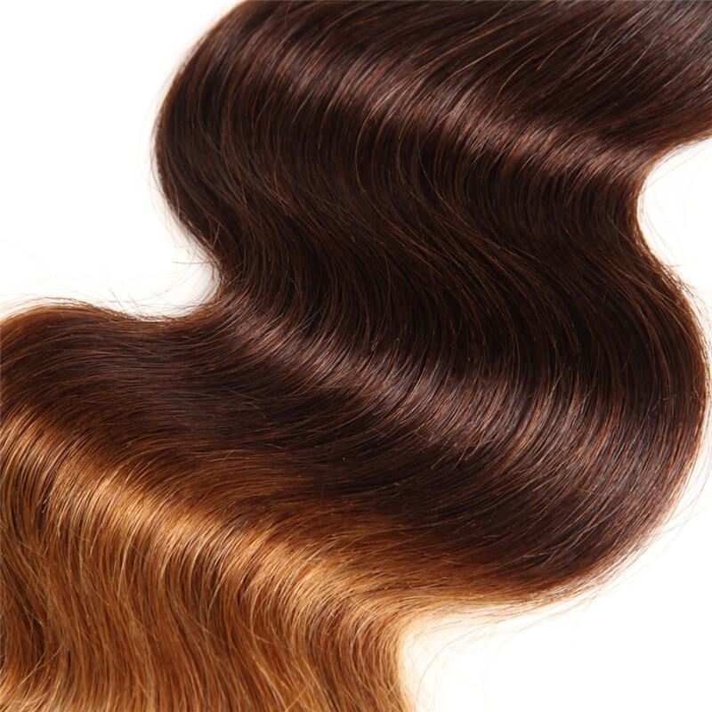 1b 4 30 Color Body Wave Weave Ombre Hair 4pcs Bundles