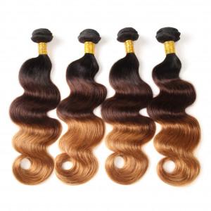 Ombre Hair 4pcs Bundles