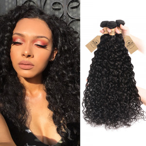 Natural Wave Hair Brazilian Virgin Natural Wave Hair On Sale