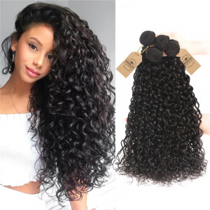Malaysian Hair Bundles 4pcs Hair